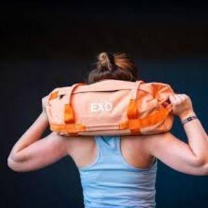Barbella Box x EXO Gear sandbag trainer
